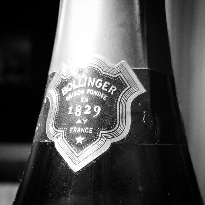 Bollinger Champagne La Grande Année