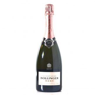 bollinger champagne rose