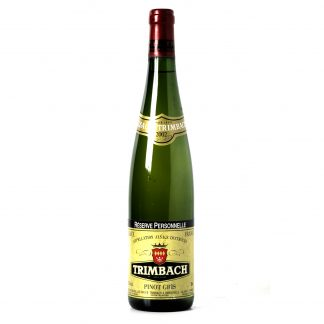 Trimbach pinot gris reserve personnbelle 2002