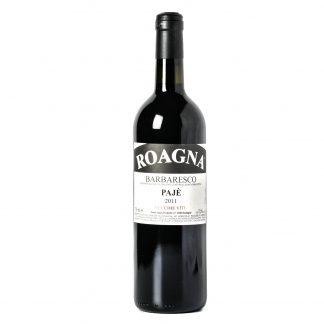 Roagna barbaresco Pajè vecchie viti