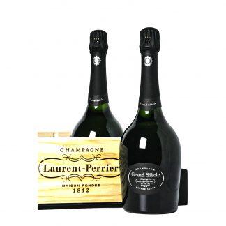 Laurent Perrier Grand Siecle 2 bt box