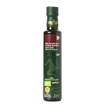 Olio extravergine di oliva biologico Siculum
