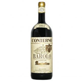 Conterno Barolo Riserva Monfortino Magnum 2002