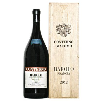 Conterno Barolo Francia Doppio Magnum 2012