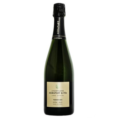 Agrapart Champagne Extra Brut Balnc de Blancs Terroirs