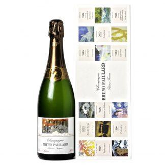Bruno Paillard Champagne Extra Brut Blanc de Blancs Collection d'Artistes