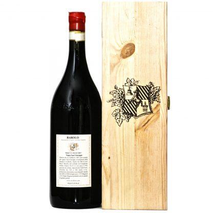 Cavallotto Barolo Bricco Boschis San Giuseppe Magnum Box legno
