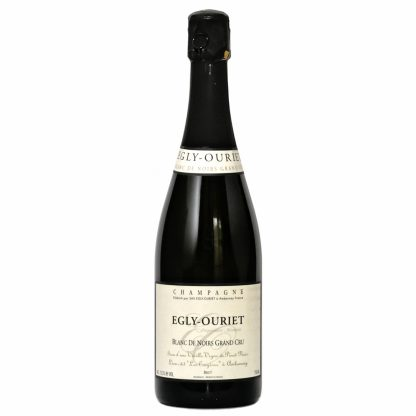 Egly Ouriet Champagne Vieille Vigne Blanc de Noirs Grand Cru