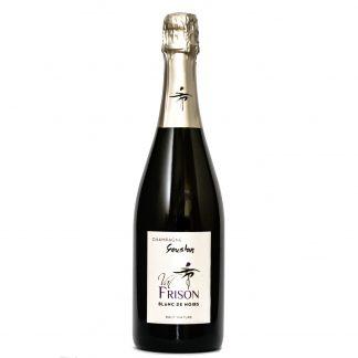 Val Frison Champagne Brut Nature Blanc de Noirs Goustan