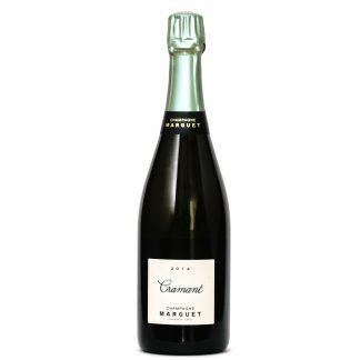 Marguet Champagne Grand Cru Brut Nature Cramant 2014
