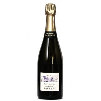 Marguet Champagne Grand Cru Brut Nature Blanc de Noirs Lieux-Dits Les Crayéres 2014