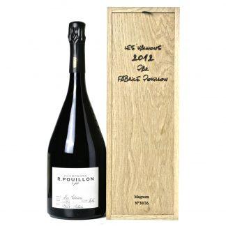 Pouillon Champagne Grand Cru Extra Brut Les Valnons 2012 Magnum Cassa