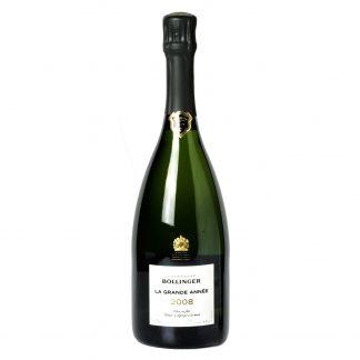 Bollinger Champagne Grande Annee 2008