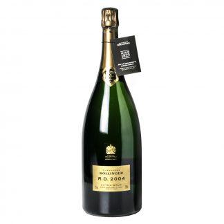 Bollinger Champagne Extra Brut RD 2004 Magnum