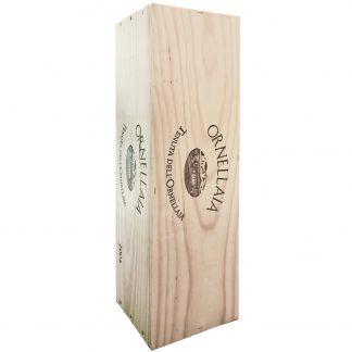 Ornellaia Bolgheri Superiore 2004 Magnum cassa in legno
