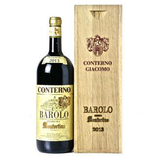 Giacomo Conterno Barolo Riserva Monfortino 2013 Magnum cassa in legno