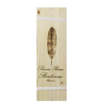 Bruno Rocca Barbaresco Riserva Rabajà 2014 Magnum cassa in legno