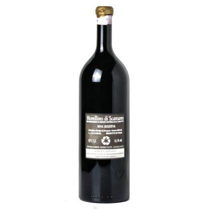 Roccapesta Morellino di Scansano Calestaia Riserva 2015 Magnum