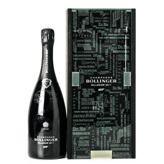 Bollinger Champagne 007 Edizione Limitata 2011 cofanetto