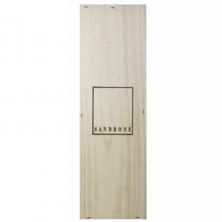 Sandrone Barolo Aleste 2015 doppia Magum cassa in legno