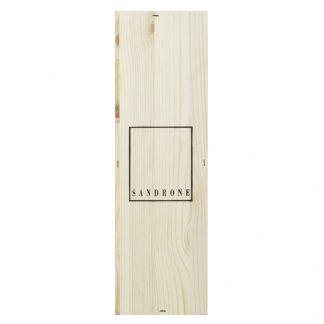Sandrone Barolo Cannubi Boschis Sibi et Paucis 2009 Magnum cassa in legno