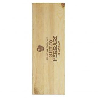 Cantine Ferrari Giulio Ferrari Riserva del Fondatore 2004 Magnum cassa in legno