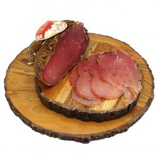 Prosciutto di Cinghiale Toscano al pepe 450g