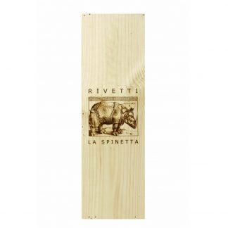 La Spinetta Barbaresco Bordini 2016 Magnum cassa in legno