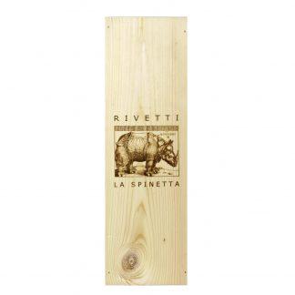 La Spinetta Barbaresco Vursù Gallina 2004 Magnum cassa in legno