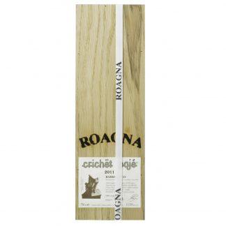 Roagna Barbaresco Crichet Pajè 2011 cassa in legno