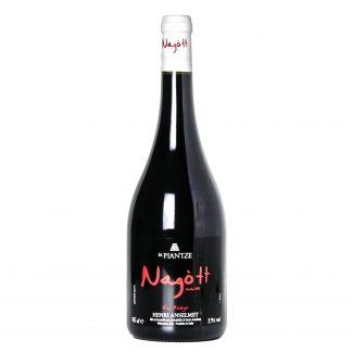La Plantze vino rosso Nagott 2016