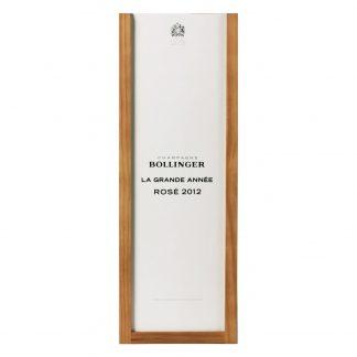 Bollinger Champagne Grande Annee Rosé
