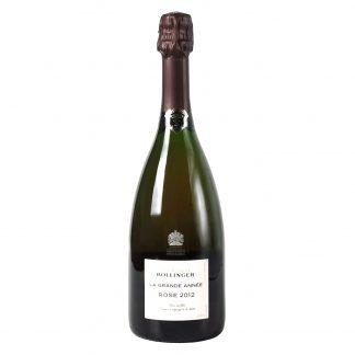 Bollinger Champagne La Grande Année Rosé 2012