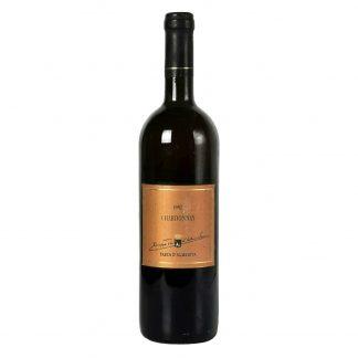 Tasca d'Almerita Chardonnay Vendemmi Taddiva 1992