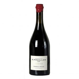 Pouillon Pinot Noir Coteaux Champenois Mareuil Rouge 2018