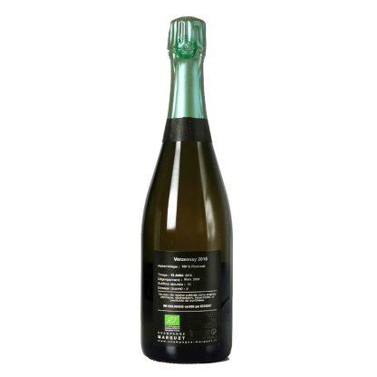 Marguet Champagne Grand Cru Blanc de Noirs Brut Nature Verzennay 2015