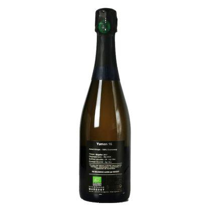 Marguet Champagne Blanc de Blancs Brut Nature Premier Cru Yuman