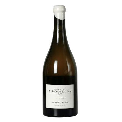 Pouillon Pinot Noir Coteaux Champenois Sur le Mont 2018