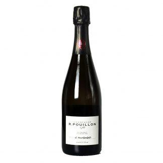 Pouillon Champagne Premier Cru Extra Brut Blanc de Noirs Le Montgruguet 2016