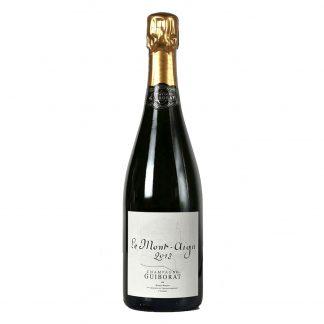 Guiborat Champagne Extra Brut Grand Cru Le Mont-Aigu 2013