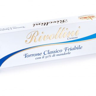 Torrone Classico Friabile Rivoltini 100g