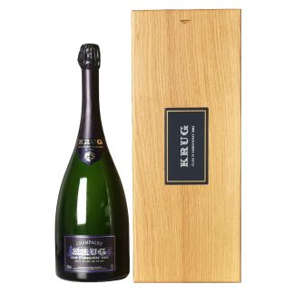 Krug Champagne Brut Clos d'Ambonnay Magnum 2002 cassa in legno