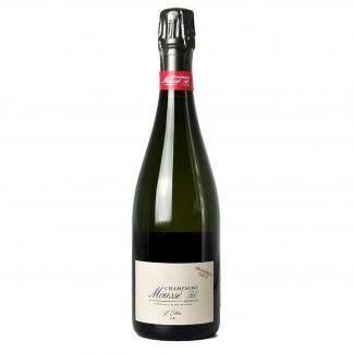 Moussé Fils Champagne Nature Blanc de Noirs L'Extra Or Degorgement Tardif