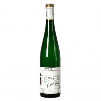Egon Muller Le Gallais Riesling Spatlese Wiltinger Braune Kupp 2017