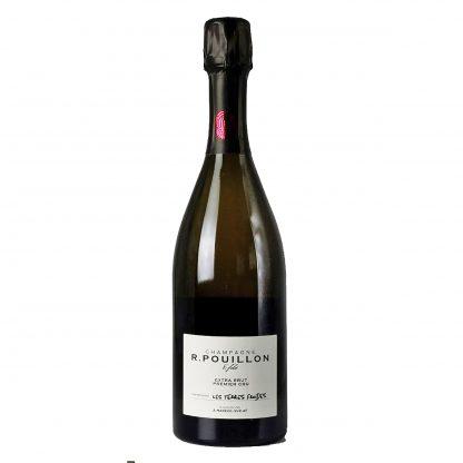 Pouillon Champagne Premier Cru Extra Brut Blanc de Blancs Les Terres Froides