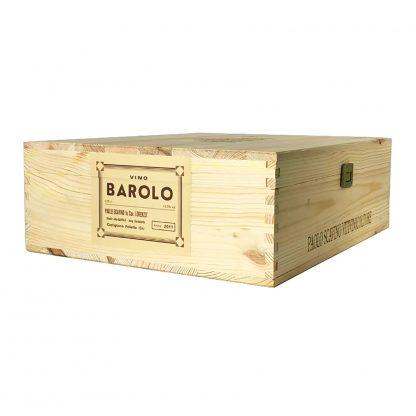 Paolo Scavino Barolo Riserva Novantesimo 2011 cassa tre bottiglie
