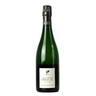 Moussé Fils Champagne Nature Blanc de Noirs Les Vignes de mon Village