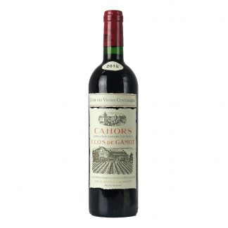 Joffreau Cahors Clos de Gamot Cuvée des Vignes Centenaires 2015