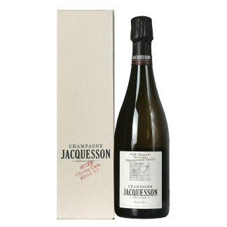 Jacquesson Champagne Blanc de Blancs Extra Brut Dizy Corne Bautray Dégorgement Tardif 2002