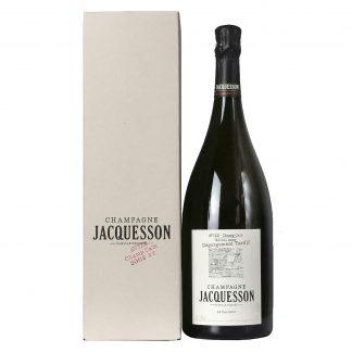 Jacquesson Champagne Blanc de Blancs Extra Brut Dizy Corne Bautray Dégorgement Tardif 2002 magnum